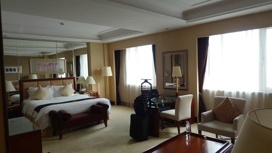 Sofitel Chengdu Taihe : Bedroom 1