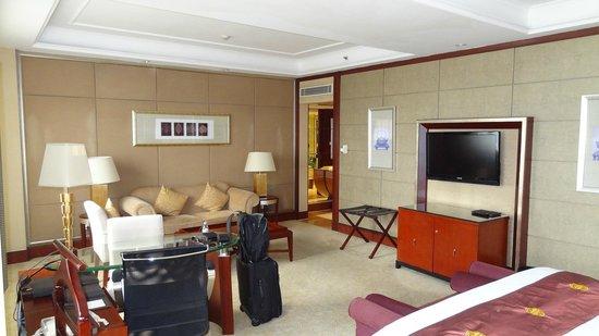 Sofitel Chengdu Taihe : Bedroom 2