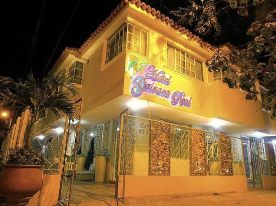 Gairaca Real Hotel: Gairaca Real Nocturno