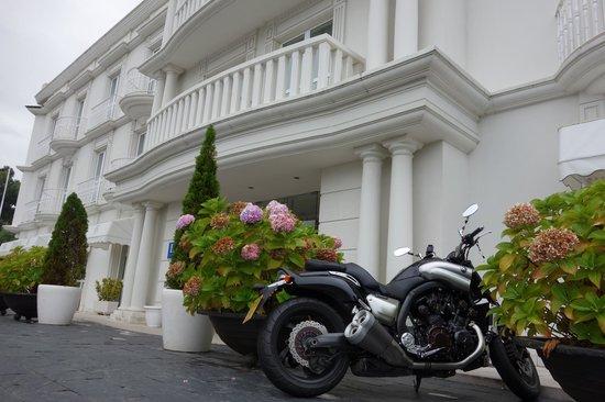 Hotel Suances: Hotel Gran Suances