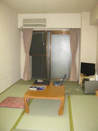 Grand View Atami: номер