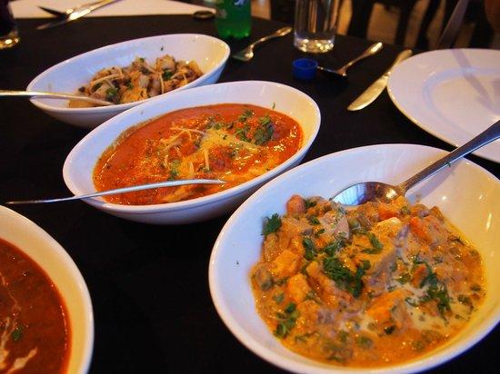 Chula Restaurant: 料理