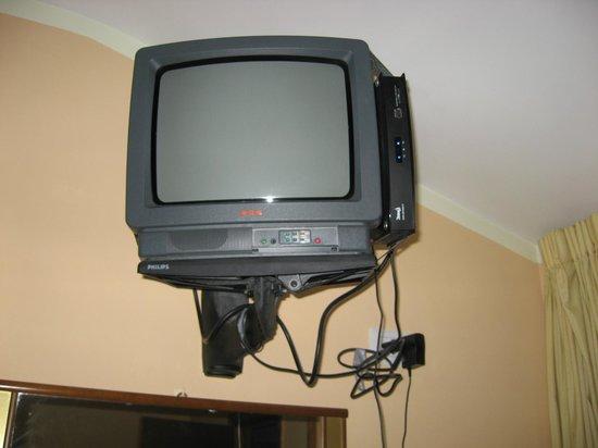 Turim Hotel: Tv con decoder non funzionante