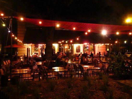 Gerloczy Rooms de Lux: Gerloczy restaurant terrace