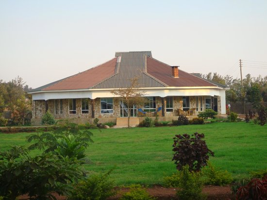 Country Lodge : Main  building