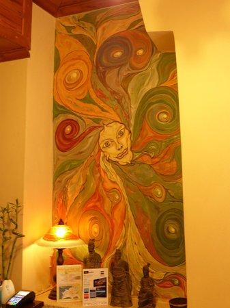 Kyveli Suites: Reception