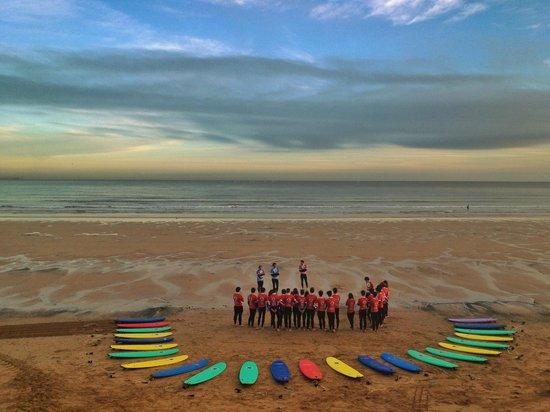Escuela Asturiana de Surf