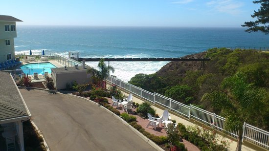 Pismo Lighthouse Suites : Zimmeraussicht