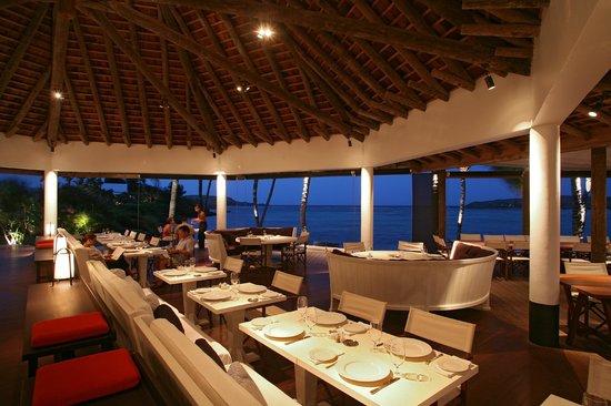 Le Sereno Restaurant: dining room