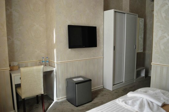 Rustaveli Hotel: Номер стандарт