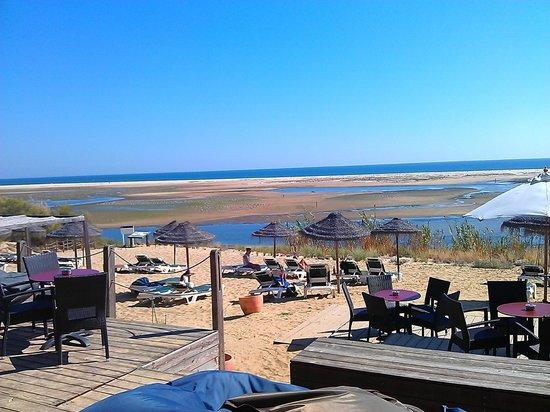 Robinson Club Quinta da Ria: traumhafte Beach-Bar und Strand