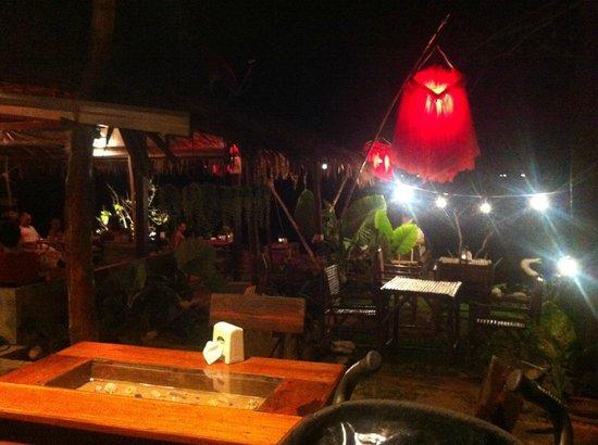 Baan Phu Lae: restaurnat