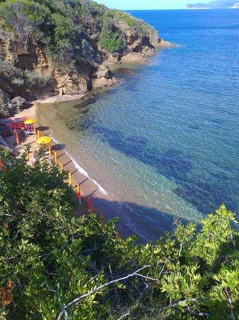 Hotel Dino : spiaggetta 2