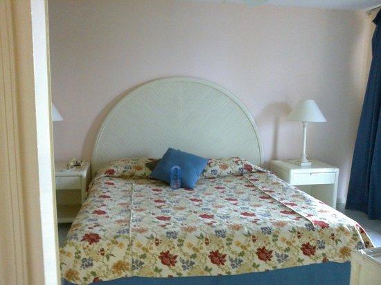 Princess Port de Plaisance Resort and Casino : chambre