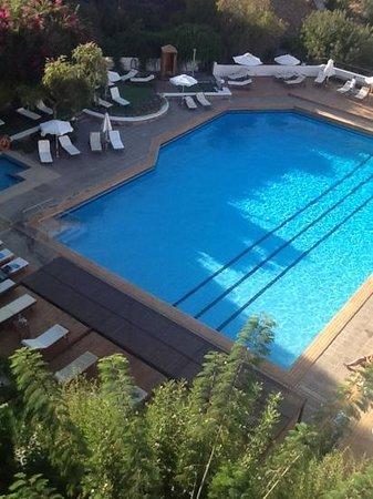 Lindos Mare Hotel: main pool at Lindos Mare