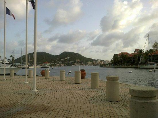 Princess Port de Plaisance Resort and Casino: vue hotel