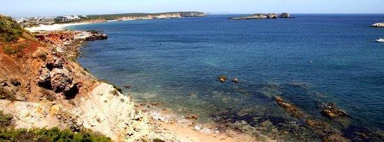 Memmo Baleeira Hotel: beach