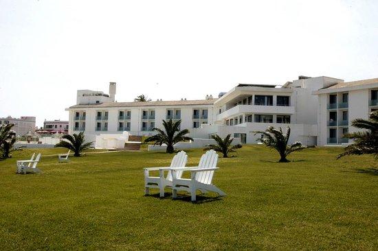 Memmo Baleeira Hotel: hotel