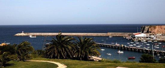 Memmo Baleeira Hotel: view from room