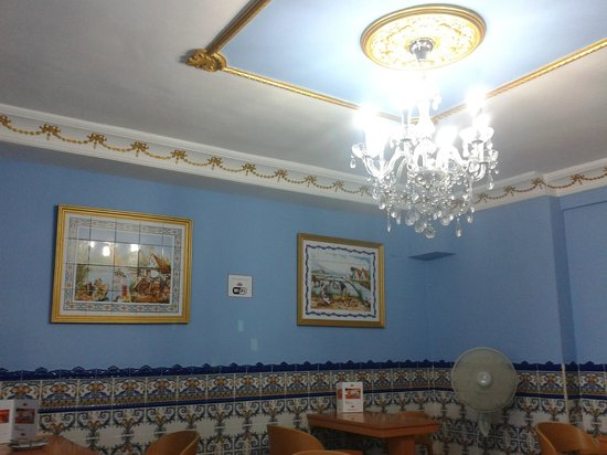 Hostal Residencial RR: Kitchen