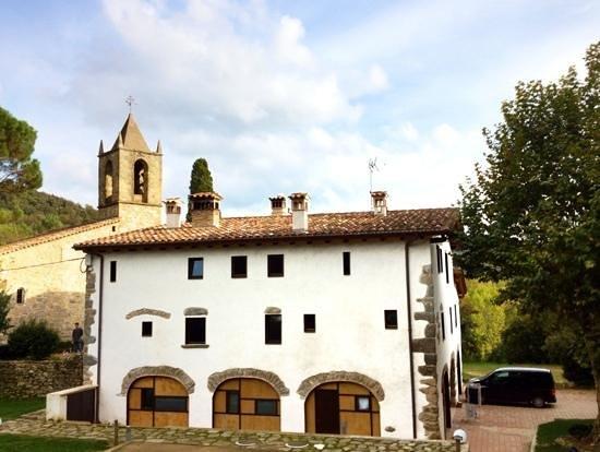 La Rectoria de Sant Miquel de Pineda: house