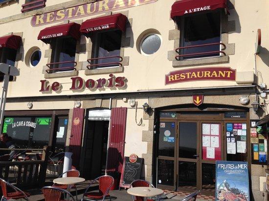 Chez Emma Restaurant Le Doris