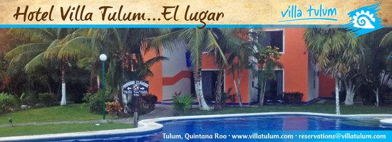 Villa Tulum: The Place...