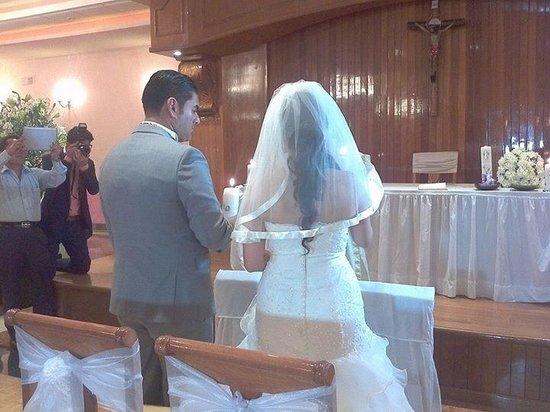 Hotel Portal de Reyes: boda