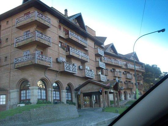 Algeciras Hotel: frente del hotel