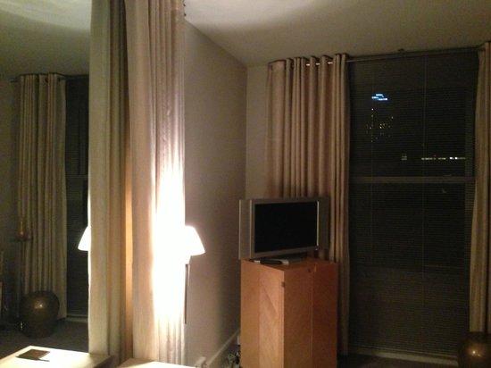 Clift Hotel San Francisco: Room