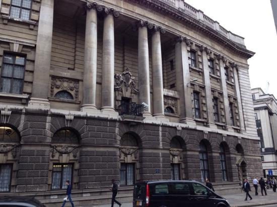 Photo of Old Bailey taken with TripAdvisor City Guides