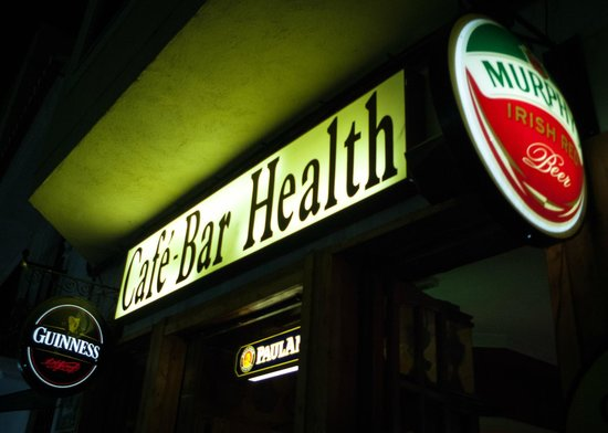 Cafe Bar Health: cafe  bar health