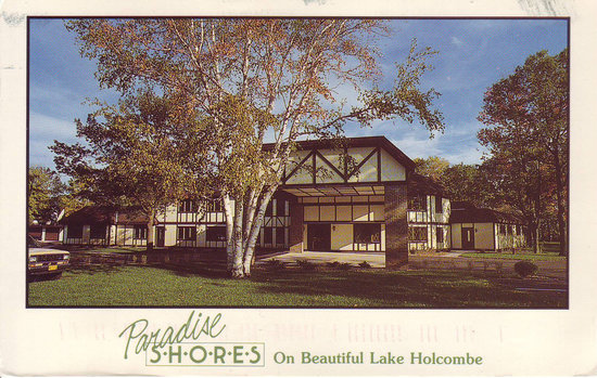 Paradise Shores 4: Beautiful RESORT on lake Holcombe, WI