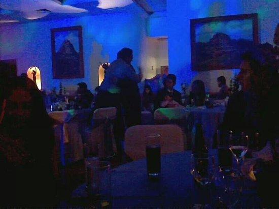 Hotel Portal de Reyes: fiesta