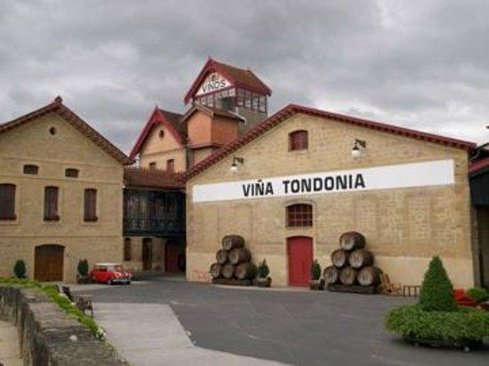 Hotel Ciudad de Haro: Winery