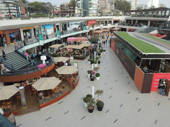 Larcomar view picture of shopping center larcomar - Centro comercial moda shoping ...