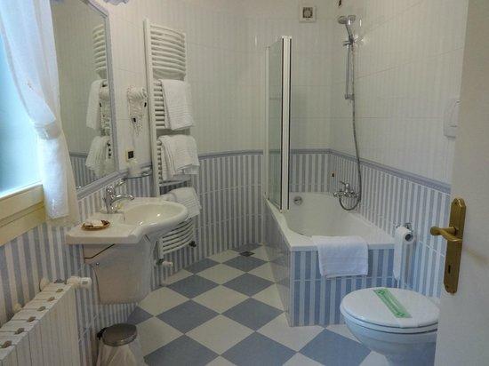 Ca' San Rocco : bathroom