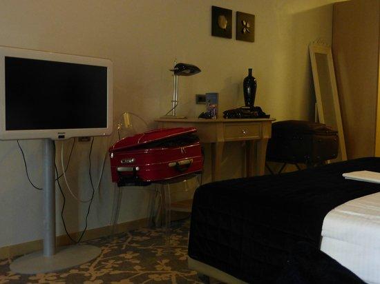 Boutique Hotel Dioni: room