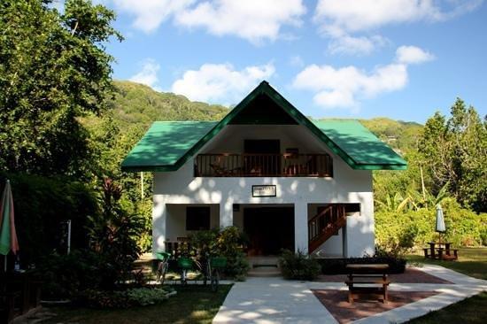 Tannette's Villa : Wohnhaus