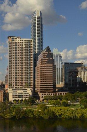 Hyatt Regency Austin: Daytime view from our room