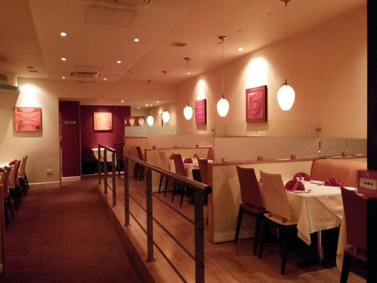 Asha Tandoori Restaurant: Up to date picture. 2013