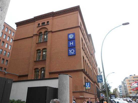 H10 Berlin Ku'damm: L'hôtel