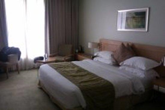 Radisson Blu Anchorage Hotel, Lagos: Large comfy bed