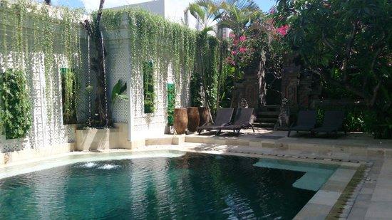 Maharani Beach Hotel: бассейн