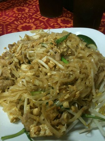 Little Saigon 78 Vietnamese Restaurant: Pad Thai