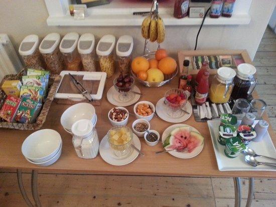 Lomond Guest House : Frühstück