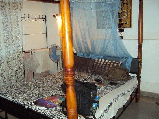 Saman's Guesthouse: Bedroom