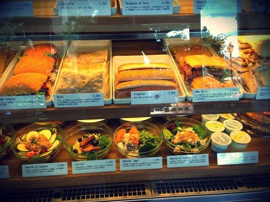Healthy Fast Food Barcelona