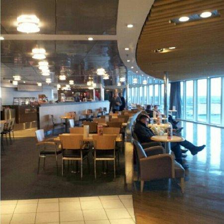 Norfolkline Dunkerque : on board