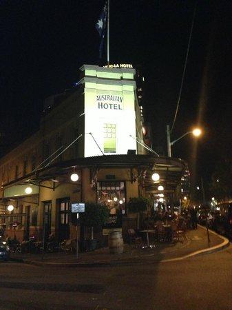 The Australian Heritage Hotel: The Australian